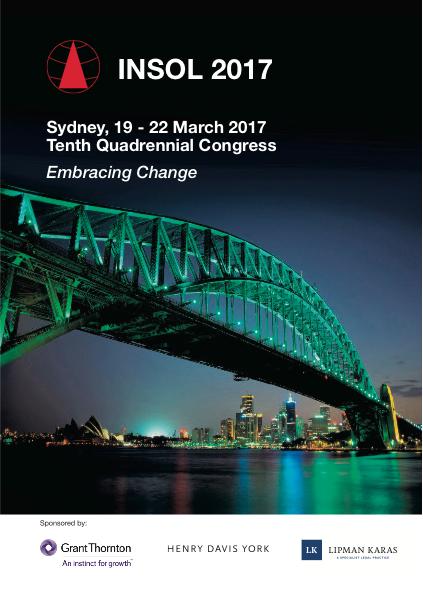 INSOL Sydney 2017