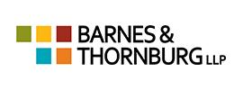 Barnes & Thornburg LLP.