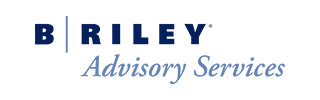B. Riley logo
