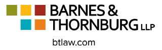 Barnes & Thornburg LLP logo