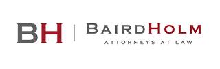 Baird Holm logo