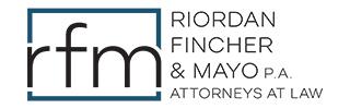 Riordan, Fincher & Mayo, P.A. logo