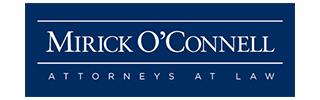 Mirick, O'Connell logo