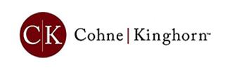 CohneKinghorn logo