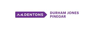 Dentons Durham Jones & Pinegar logo