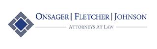 Onsager Fletcher Johnson Attorneys at Law logo