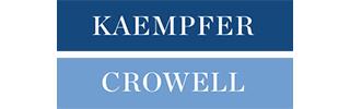Kaempfer Crowell logo